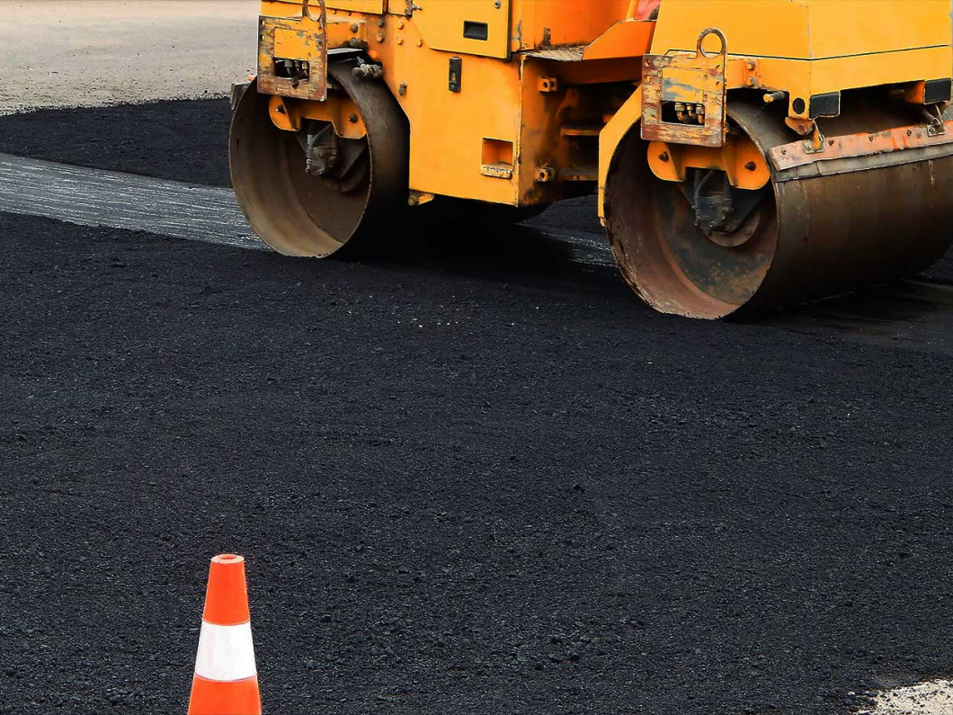 Why call anyone else for paving services?